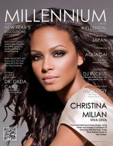 "Millennium Magazine: ""Japan"" on Cover"
