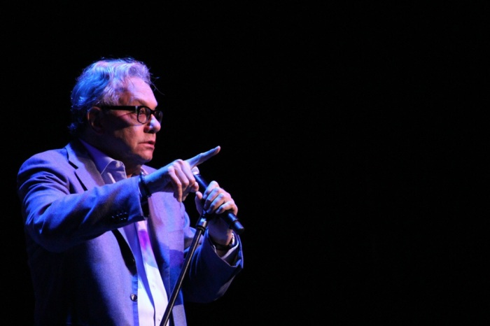 "Lewis Black's ""The Rant is Due"" Tour"