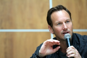 Actor Patrick Wilson at Patrick Wilson & Friends, MFF14