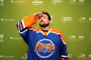 Kevin Smith at MFF14.