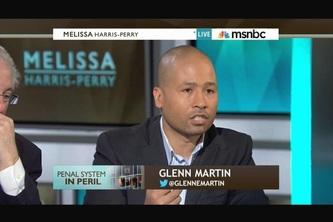 Glenn Martin on MSNBC