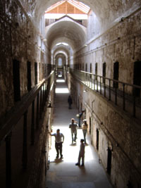 Eastern State Penitentiary, K. Cecchini