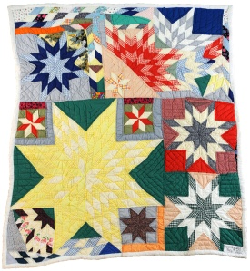 Nora Ezell, Star Puzzle, 2001