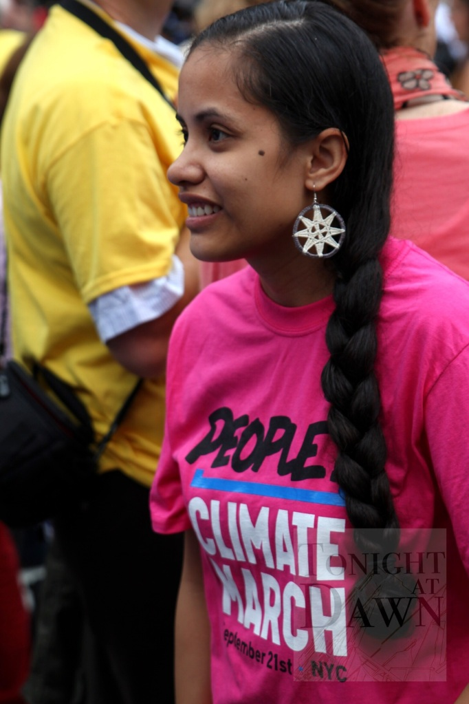 Marshallese Environmental Advocate, Kathy Jetnil-Kijiner
