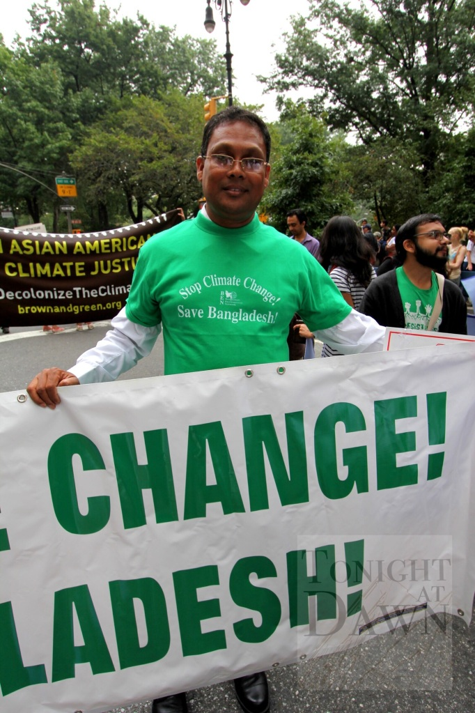 """Stop Climate Change"" Bangladesh Environmental Network"
