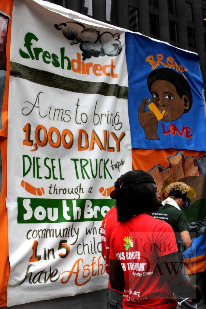 South Bronx vs. FreshDirect