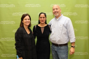 Jill Sands, Sakina Jaffreys, and MFF Co-Founder, Bob Feinberg