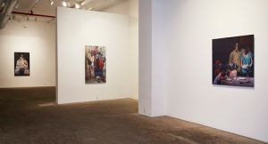 Margeaux Walter's Becoming at Winston Watcher Gallery, NYC