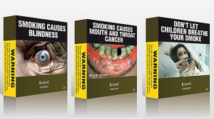 Australian Cigarette Packaging