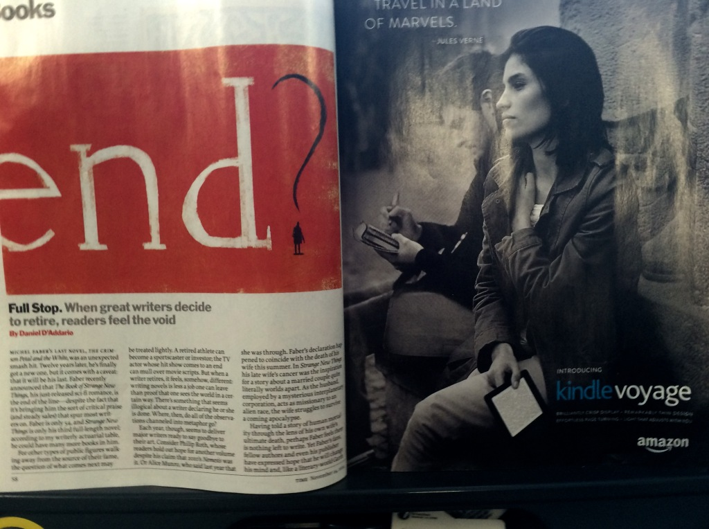 Time Magazine 11.24.14