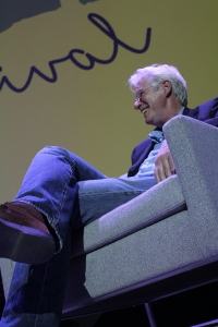Richard Gere. Photo by Kimberly Cecchini/Montclair Film Festival