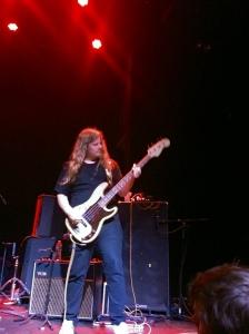 Protomartyr bass guitarist Scott Davidson