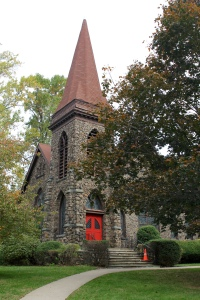 Previously a Reformed Church